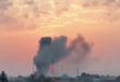 اصابة  13 شخصا جميعها طفيفة في انفجار كدس سلاح جنوبي بغداد وتساؤلات عما اذا كان ناجما عن قصف طائرة مجهولة