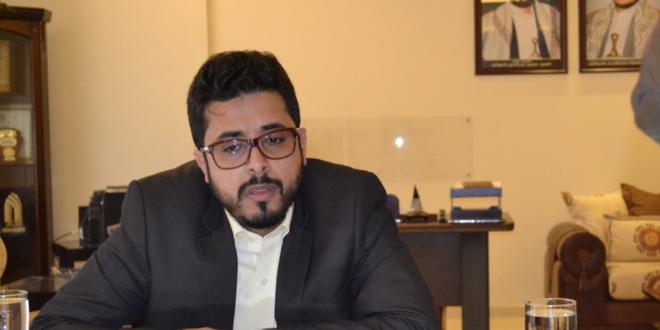 تعيين ابراهيم الديلمي سفيرا مفوضا فوق العادة للجمهورية اليمنية في طهران
