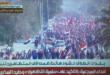 يغداد : اكثر من خمسين الف متظاهر يتجهون لساحة التحرير لطرد المخربين والحفاظ على سلمية التظاهرات