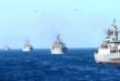 مناورات بحرية مشتركة بين ايران والصين وروسيا في المحيط الهندي وبحر عمان