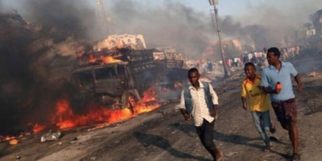 ارتفاع حصيلة قتلى تفجير سيارة مُفخخة بالصومال إلى 79 شخصًا