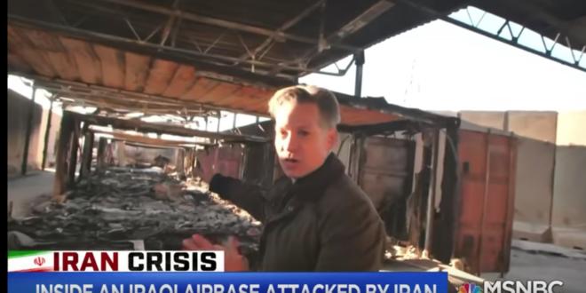 البنتاغون يعترف بزيادة عدد جنوده المصابين في القصف الصاروخي الايراني الى 50 جندياً والعدد مرشح للارتفاع