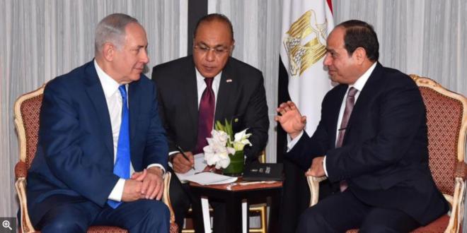 نتيناهو : اسرائيل عملت تحالفا في شرق المتوسط ويمتد للعالم العربي واوروبا
