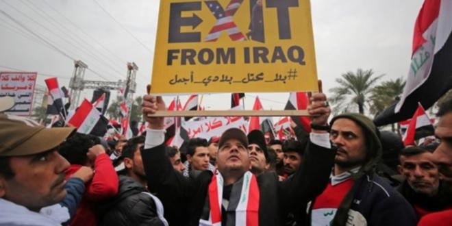 خطيب صلاة جمعة طهران : مظاهرات الشعب العراقي يوم آخر من أيام الله ومن نتائج اغتيال الشهيد سليماني التي لم يحسب الامريكيون حسابها لها
