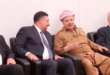 خميس الخنجر : لن نصوت على حكومة علاوي بدون موافقة الكرد وعلاوي خضع لترشيح وزراء تم طرحهم من قبل اخرين