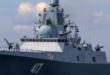 فرقاطتان روسيتان تحملان صواريخ كاليبر تغادران البحر الأسود إلى الساحل السوري