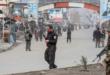 كابل – هجوم ارهابي – فيديو –  : استشهاد 30 شخصا واصابة اكثر من 50 اخرين في هجوم ارهابي استهدف مهرجانا تابينيا للذكرى السنوية لاستشهاد الزعيم الشيعي عبد العلي مزاري