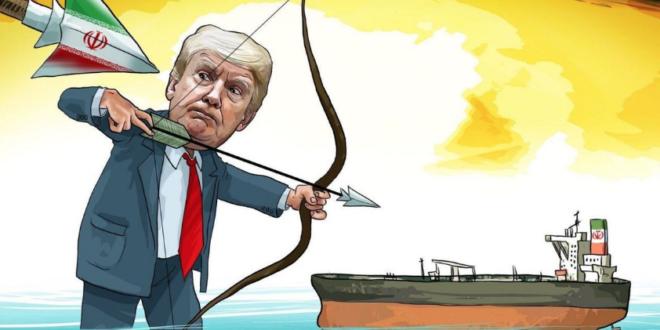 سفير ايران لدى فنرويلا : اعلان ترامب عدم التعرض لناقلات النفط الايرانية جنب جنودهم الاصابة بارتجاحات دماغية