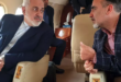 وزير الخارجية الايراني ظريف يعلن افراج الولايات المتحدة عن العالم الايراني المعتقل لديها وهو في طريقه لبلاده