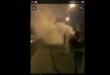 فيديو : قوات مكافحة الشغب تطلق النيران وتستخدم الغازات المسيلة للدموع ضد متظاهرين في ساحتي التحرير والطيران في بغداد