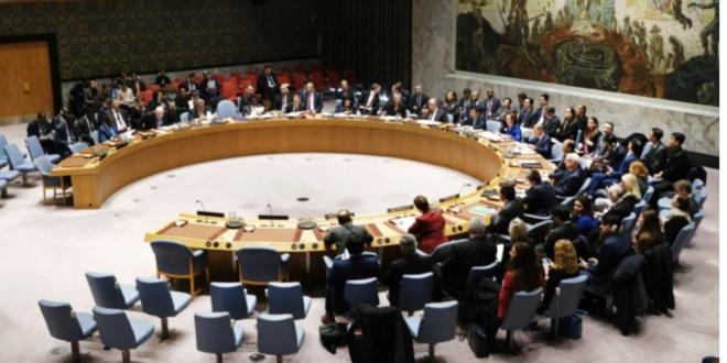 الادارة الامريكية تواصل سياسة العداء المتوحش ضد ايران وتقدم مشروع قرار لتمديد حظر الاسلحة المفروضة عليها
