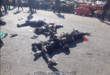 كتائب حزب الله : التفجير الارهابي المزدوج في ساحة الطيران خلفه مؤامرة مرتبطة بمحور الشر الأمريكي الصهيوني السعودي