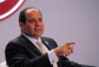 الرئيس المصري السيسي : لا تمسّوا نقطة ماء من مصر.. الخيارات كلها مفتوحة والتعاون أفضل