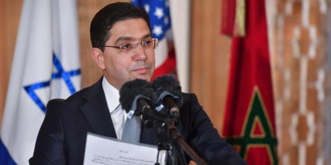 """النظام المغربي يستعد لخطوة خيانية اخرى وذلك بالتحضير للقاء بين وزير الخارجية المغربي و """"منظمة ايباك """" الصهيونية"""