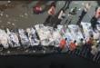 """مقتل 45 يهوديا متشددا في انهيار منشأة وجسر اثناء احتفال ديني في """" جبل الجرمق """" شمال فلسطين المحتلة"""