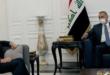 هادي العامري رئيس تحالف الفتح محذرا : على السفير البريطاني أن يعرف حدود عمله، ولن نسمح له بالتدخل في الشأن الداخلي