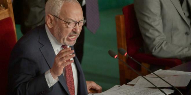 رئيس البرلمان التونسي الغنوشي : قيس سعيد يقود انقلابا على الدستور والثورة
