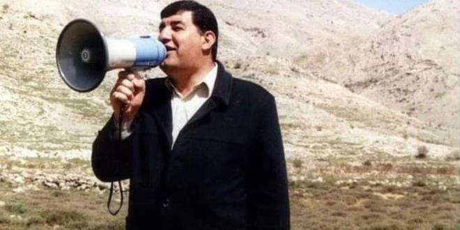 جيش الاحتلال الاسرائيلي يغتال المسؤول عن ملف الجولان في مجلس الوزراء السوري الاسير المحرر مدحت الصالح