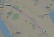 خطوات جديدة في التطبيع السعودي الاسرئيلي .. طائرة اسرائيلية تهبط في مطار الرياض
