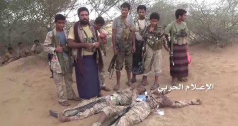 الجيش واللجان الشعبية يقتلون قائد اللواء 310 و35 اخرين في التصدي لزحف مرتزقة السعودية باتجاه حبل بام -620x330