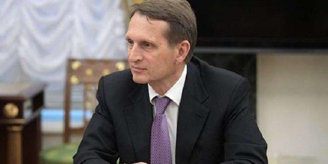 مدير هيئة الاستخبارات الخارجية الروسية يبحث ملفات امنية وسياسية في مصر والامارات