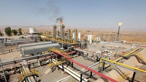 """""""شل"""" توقع عقدا لتطوير حقل نفطي في العراق"""