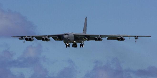 """قاذفات """"بي-52"""" الامريكية في أجواء الخليج مجددا وسط توقعات بقرارات هامة من إدارة بايدن بشأن إيران"""