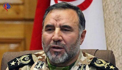 قائد القوة البرية للجيش الايراني يعلن عن تلقي اوامر بالنهوض بقدراته القتالية وتحسين المستوى المعاشي للمنتسبين