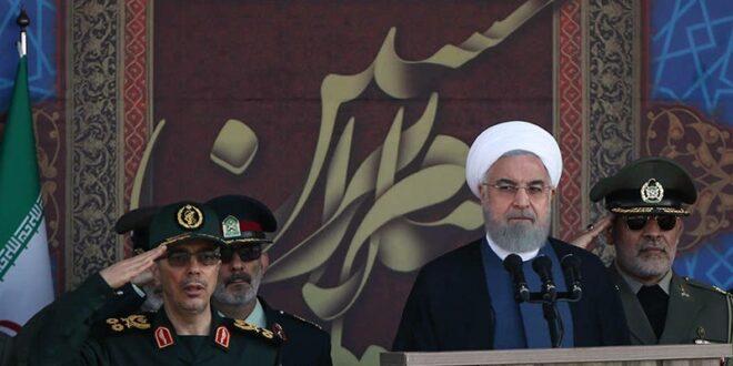 الرئيس روحاني : شعبنا سينتصر بصموده ولن يسمح للعدو ان يفرض الذل عليه متبعا لنهج سيد الشهداء الحسين بن علي (ع)