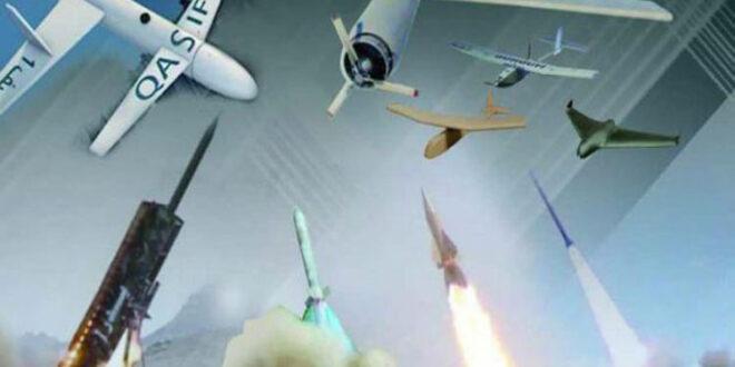 طائرات بدون طيار وصواريخ لاتعدو قيمتها عدة مئات من الاف الدولارات تنتصر على الدفاعات الجوية السعودية بمليارات الدولارات …!!