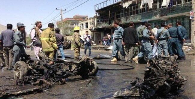 مقتل 11 عنصرا من قوات الأمن الأفغانية إثر انفجار قنبلة