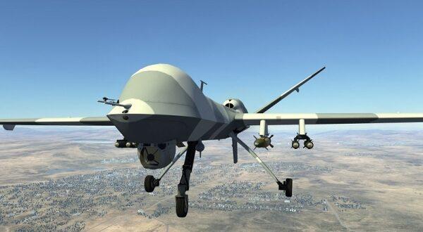 الدفاعات الجوية للجيش اليمني واللجان الشعبية تسقط طائرة تجسس أمريكية من نوع MQ9 بصاروخ ارض – جو